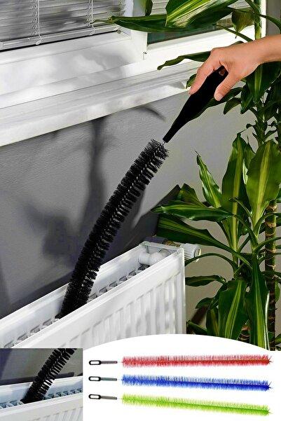Helen's Home Çok Amaçlı Kalorifer Peteği Temizleme Fırçası Pratik Temizlik Fırçası