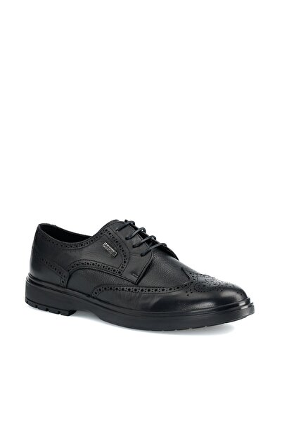 MERCEDES Thea 1pr Siyah Erkek Ayakkabı