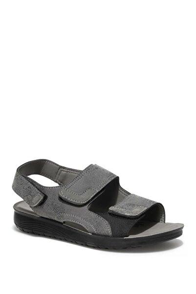 PANAMA CLUB Mrc-1 1fx Gri Erkek Sandalet