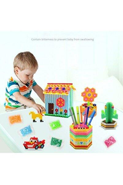 Hama Tipi Boncuk Seti Çocuk El Sanatları Ve Gelişimi Için Çok Renkli 3000 Parça Beads Hmbnck001