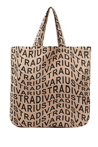 Stradivarius It Bag Yazılı Çanta