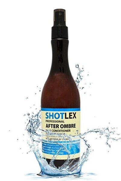 shotlex Professional After Ombre Enerji Veren Mavi Su - Fön Suyu 375ml