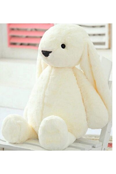 Simbat Oyuncak Uyku Arkadaşım Uzun Kulak Peluş Tavşan 45 Cm