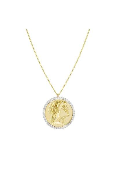 Tuğrul Kuyumculuk Altın Hermes Kolye