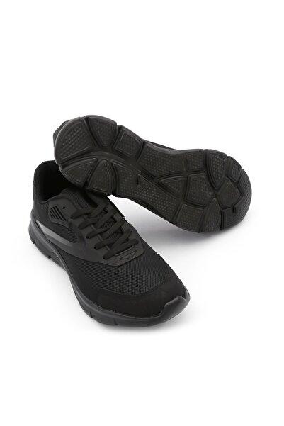Rock & Roll Siyaha Siyah Erkek Spor Ayakkabı