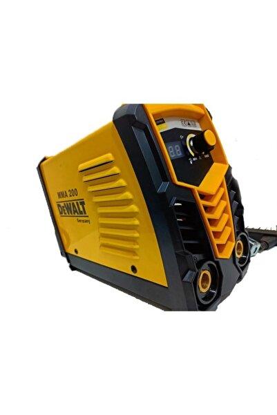 Dewalt Inverter Digital Gösterge 200 Amper Kendinden Soğutmalı Kaynak Makinası