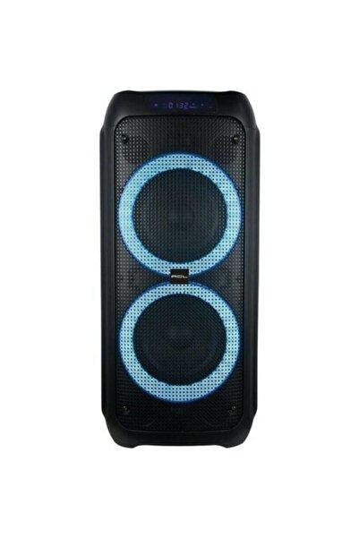 Enshall 40w Bluetooth Dj Bass Parti Mekan Hoparlör Mikrofonlu Kumandalı Karaoke Özellikli