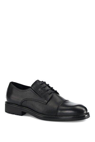 MERCEDES 1pr Siyah Erkek Ayakkabı