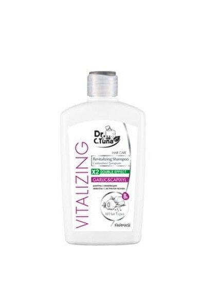 Dr. C. Tuna Vitalizing Sarımsaklı Şampuan 500 ml