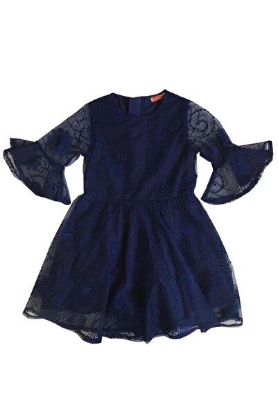 moto angela Kız Bebek Elbise Çocuk Elbisesi Pamuklu ( 0-4 Yaş ) Nt05