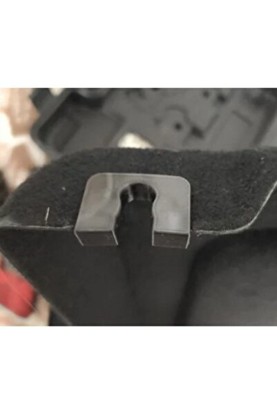 Bi'şeyler Sepeti Fiesta Mk 7.5 - C-max - Courier - Bagaj Pandizot Klipsi Geçmeli 2 Adet