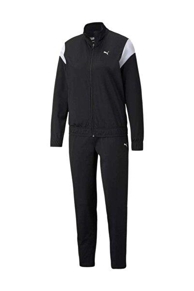 Puma Kadın Spor Eşofman Takımı - Classic Tricot Suit op - 58913301