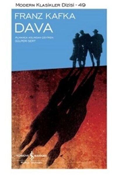 İş Bankası Kültür Yayınları Dava - Franz Kafka -