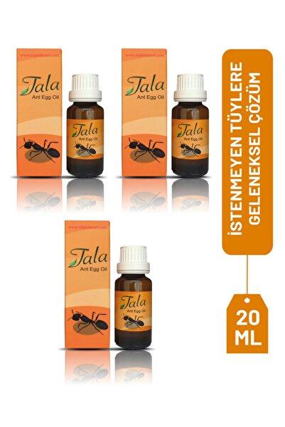 Tala 3 Adet Karınca Yumurtası Yağı Hologramlı Orjinal Ürün