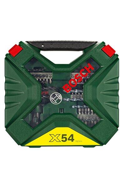Bosch X-line 54 Parça Vidalama ve Matkap Ucu Seti
