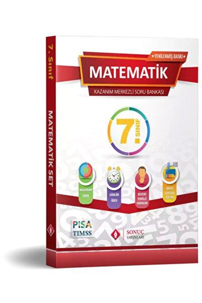 Sonuç Yayınları 7.sınıf Matematik Modüler Set 2020-2021