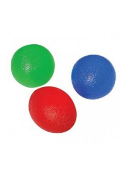 megev medikal El Parmak Egzersiz Rehabilitasyon Topu Stres Topu Kırmızı