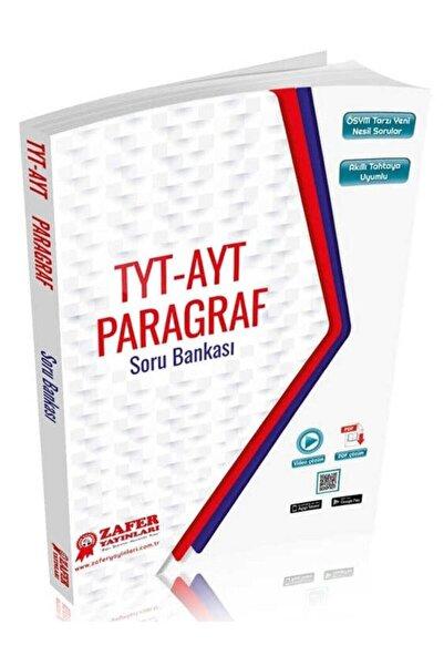 Zafer Yayınları Tyt Ayt Paragraf Soru Bankası