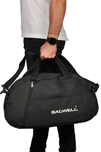 BAGWELL Büyük Boy Spor, Seyahat Ve Günlük Kullanım Çantası