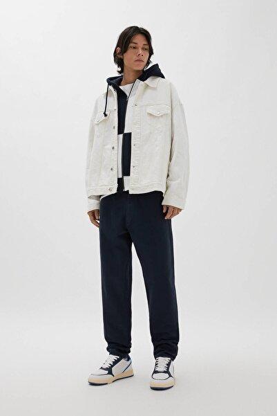 Pull & Bear Standard Fit Chino Pantolon