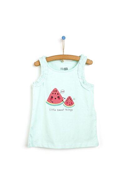 HelloBaby Basic Kız Bebek Atlet Tshirt
