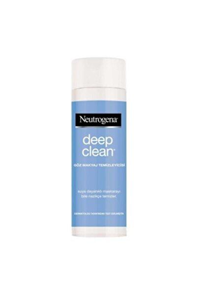 Neutrogena Deep Clean Göz Makyaj Temizleyici 125 ml