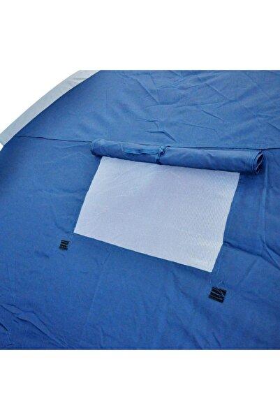 And Outdoor Freelife Monodome 6 Kişilik Kamp Çadırı Mavi