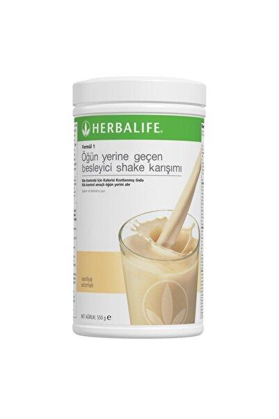 Herbalife Formül 1 Besleyici Shake Karışımı Vanilya Aromalı 550 G