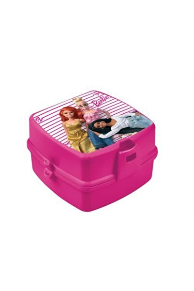 Transformacion Barbie Lisanslı 4 Bölmeli Beslenme Kutusu