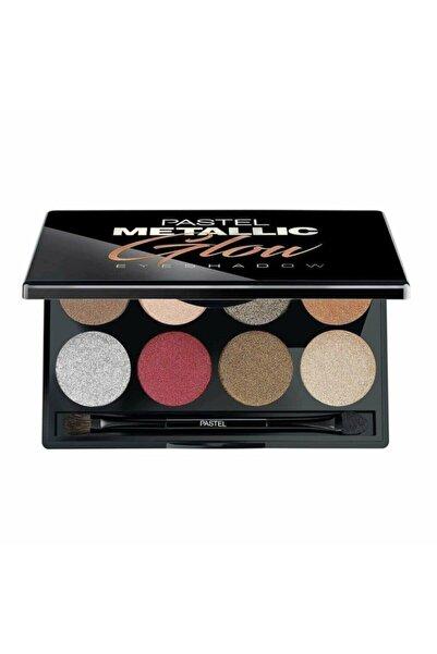Pastel Göz Farı Paleti  Metallic Glow Eyeshadow