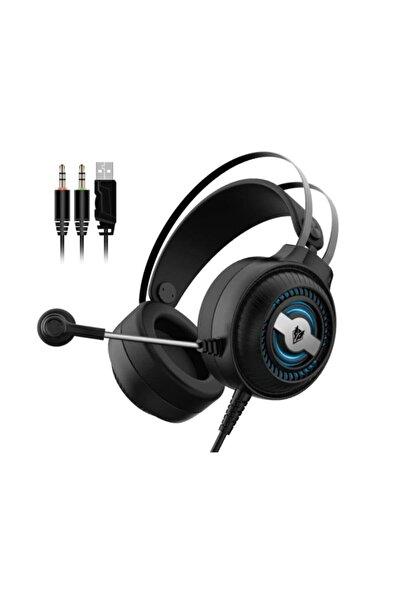 nubwo Hiteec N1 Pro Gamıng Bilgisayar Ledli Oyuncu Kulaklığı