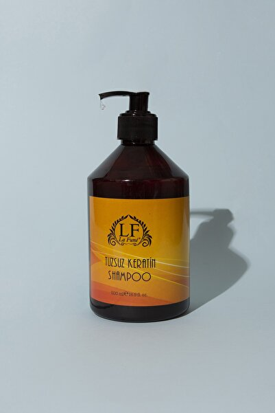 Lafune Tuzsuz Keratin Şampuan 500 ml