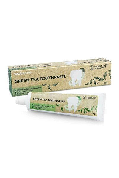 Watsons Green Tea Toothpaste Diş Macunu 130g