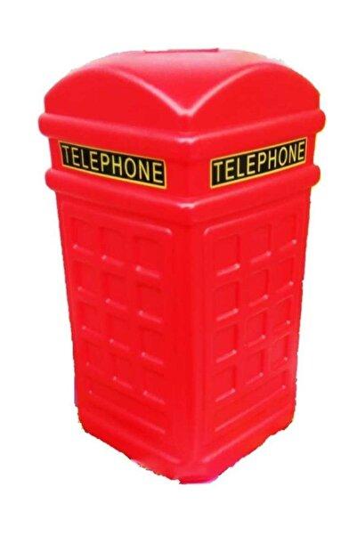 ONYIL Telefon Kulubesi Kumbara Plastik 4568 - 16 Cm