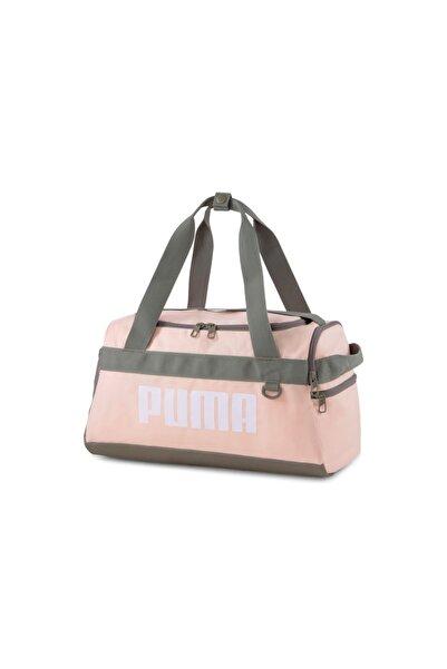 Puma Challenger Duffel Bag Spor Çantası 7661914 Pembe