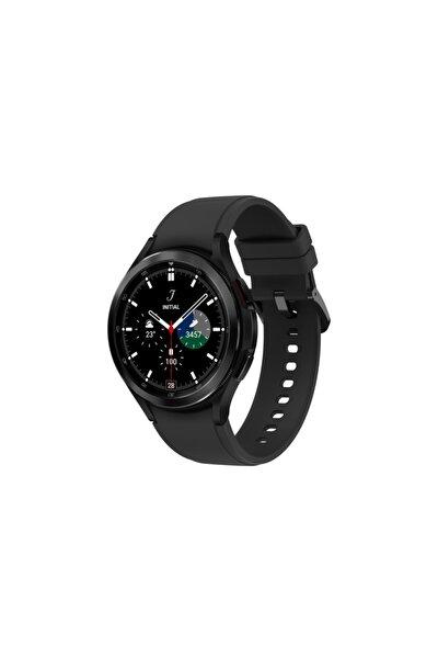 Samsung Galax)y Watch4 Classic 46mm Siyah Akıllı Saat ( Türkiye Garantili)