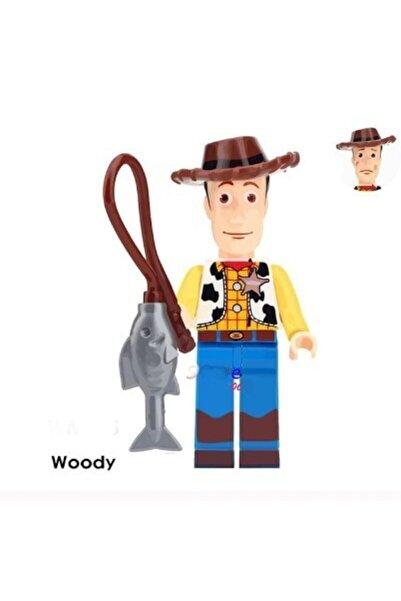 Legoedly Lego Uyumlu Şerif Woody Oyuncak Hikayesi Toy Story Mini Figür Super Heroes Çift Kafa