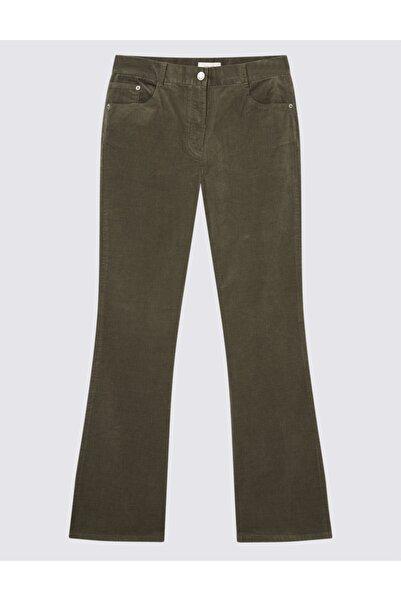 Marks & Spencer Kadife Slim Fit Pantolon