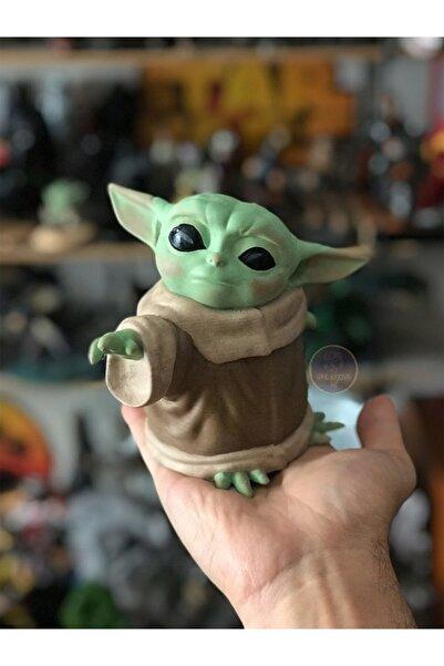 snorfinn3d Baby Yoda - Grogu - 12cm