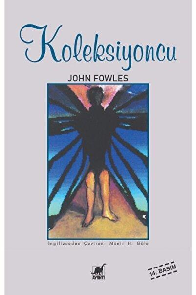 Ayrıntı Yayınları Koleksiyoncu John Fowles - John Fowles