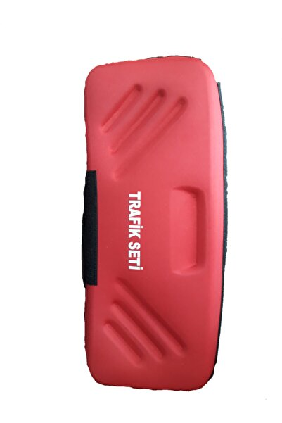 POYRAZ Trafik Seti Çantalı Lüx Set 1 Kg Yangın Söndücülü Tüv_tük Uyumlu 4 Yıl Garantili