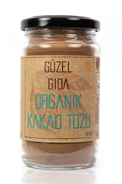 Güzel Gıda Organik Kakao 150 Gr