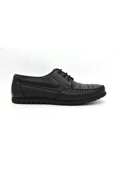 Modesa B4727 Hakiki Deri Erkek Günlük Ayakkabı