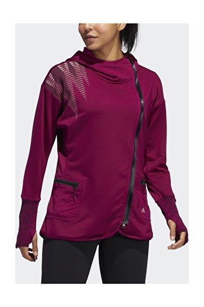 adidas Kadın Pembe Antrenman Ceketi
