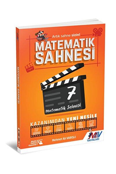 Arı Yayıncılık Mav Yayınları 7. Sınıf Matematik Sahnesi