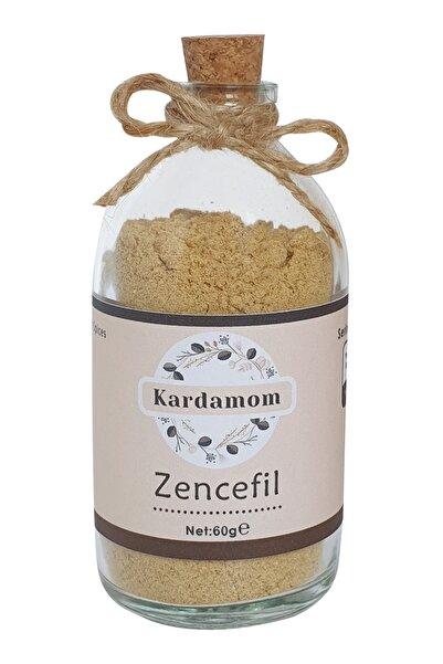 Kardamom Toz Zencefil Premium 60g