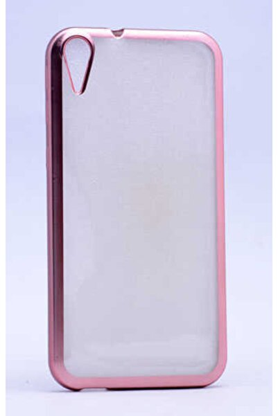 HTC Desire 830 Kılıf Lazer Kaplama Silikon