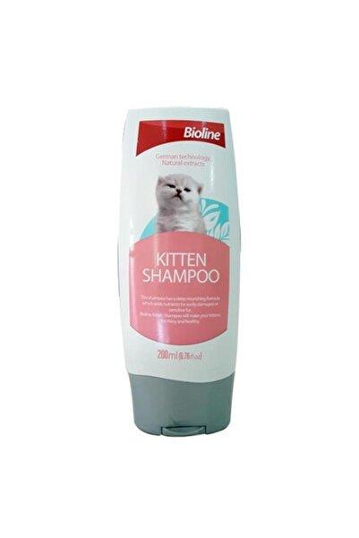 Bioline Yavru Kedi Şampuanı 200 Ml