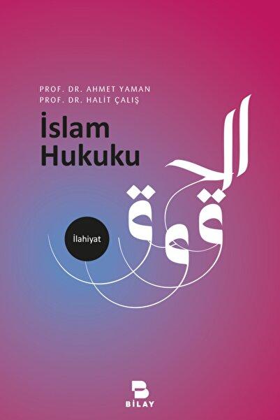 Bilay (Bilimsel Araştırma Yayınları) Islam Hukuku