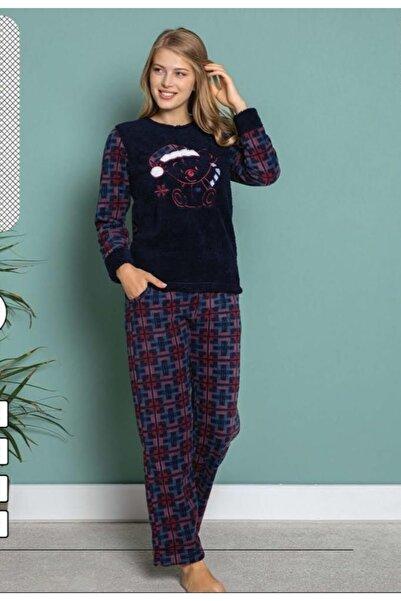 Manolya Polar Pijama Takım
